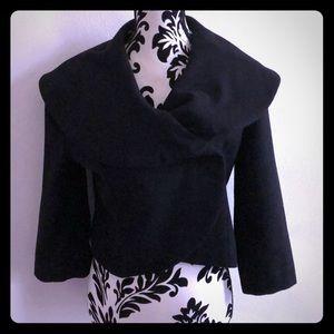 Zeto by Nani Ogawa cropped wool blazer